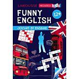 Funny English. Jocuri si enigme (12+)
