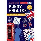 Funny English. Jocuri si enigme (13+)