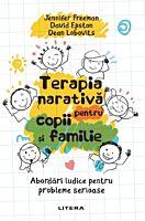 Terapia narativa pentru copii si familie