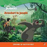 Disney. Cartea junglei. Povestea mea de colorat