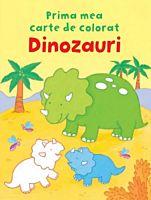 Prima mea carte de colorat. Dinozauri