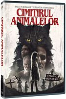 Cimitirul animalelor / Pet Sematary (DVD] [2019]
