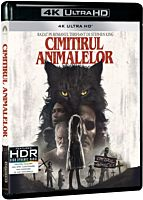 Cimitirul animalelor / Pet Sematary (4K Ultra HD] [2019]