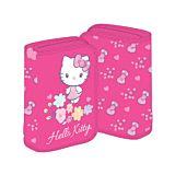 Penar neechipat Hello Kitty, 1 fermoar, 2 extensii, Roz