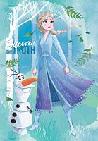 Set 10 caiete dictando A4 Frozen, 40 file