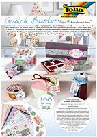 Set creativ cutii artizanale pentru cadouri Folia