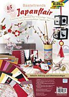 Set creativ Japanese Flair Folia, 45 piese