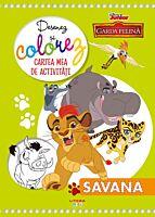 Disney. Garda felina. Desenez si colorez. Cartea mea de activitati