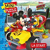 Disney Junior. Mini Puzzle. Mickey si pilotii. La start