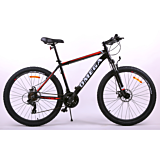 "Bicicleta 29"" Rowan Omega negru-portocaliu"
