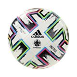 Minge de fotbal Adidas Uniforia Euro 2020, Alb