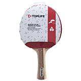 Palete tenis de masa Top Life, grosime cauciuc 1.2mm, greutate 150g