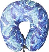 Perna calatorie cu model printat, Albastru