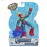 Figurina Avengers Bend and Flex