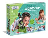 Primul meu microscop - Stiinta si Joaca Clementoni