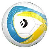 Minge fotbal Barcelona Best Sporting, PVC, marimea 5, Albastru/Galben