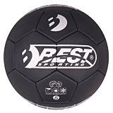 Minge fotbal Taktik Best Sporting, PVC, marimea 5, Negru