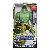 Figurina Hulk Blast Gear Deluxe Marvel Avengers Titan Hero, plastic, Multicolor