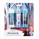 Set 3 borcanase pentru baloane de sapun Frozen 2