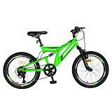 "Bicicleta pentru copii 20"" R2049A Full Suspension Rich Baby, Multicolor"