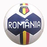 Minge fotbal Romania, marimea 5, Multicolor