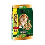 Hrana premium pentru iepuri Nestor, morcov si lucerna, 750 g