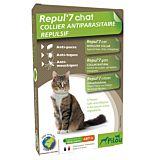 Zgarda antiparazitara pentru pisici 35 cm, Pilou