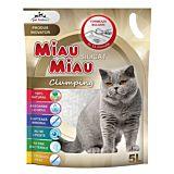 Asternut silicatic Miau Miau Clumping 5 L