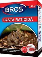 Pasta raticida 150 g, Bros