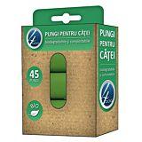 Set 3 role de pungi igienice biodegradabile 4Dog