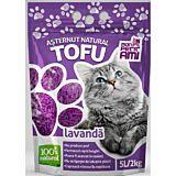 Asternut igienic Mon Petit Ami, Tofu Lavanda, 5 L