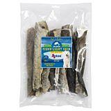 Recompense pentru caini Fish D'light Salmon Skin Antos, 100 g