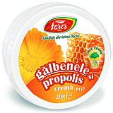 Crema de galbenele si propolis Fares, 20 g