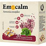 Dropsuri fara zahar  cu lavanda si roinita Emocalm, 100 g
