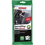 SONAX Servetele umede auto pentru suprafetele din plastic, 10 buc