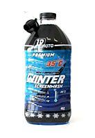 Solutie parbriz JP AUTO Premium Iarna -35 grade C, 4 L