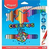 Creioane colorate Maped 24 bucati