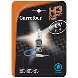 Bec auto H3 12V 55W, Carrefour