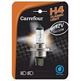 Bec auto H4 12V 60/55W, Carrefour