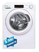 Masina de spalat rufe Candy SmartPro CSO14105TE/1-S, 10 Kg, 1400 rotatii, Wi-Fi, Clasa E, Alb