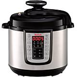 Multicooker CY505E30 One Pot Tefal, 1200 W, 6 L, 25 de programe, pastrare la cald, Negru