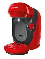 Espressor capsule Bosch Tassimo Style TAS1103, 1400 W, 0.7L, 3.3 bar, Rosu
