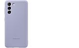 Cover Samsung S21, Silicon, Violet