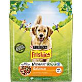 Hrana uscata completa cu pui pentru caini adulti Purina Friskies 2.4kg