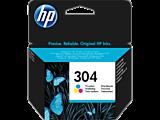 Cartus NR.304 N9K05AE 2ML Original HP, Color