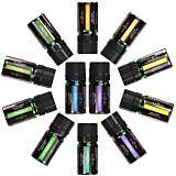 Set 12 uleiuri esentiale AJ PCN013 TaoTronics pentru difuzor aroma TaoTronics