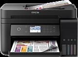Multifunctional color Epson EcoTank L6170, Inkjet , A4, Wireless