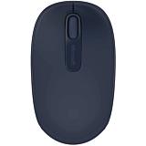 Mouse fara fir Microsoft Mobile 1850, Albastru