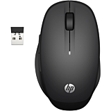 Mouse HP Dual Mode 300, Negru
