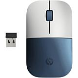 Mouse fara fir HP Z3700, Albastru